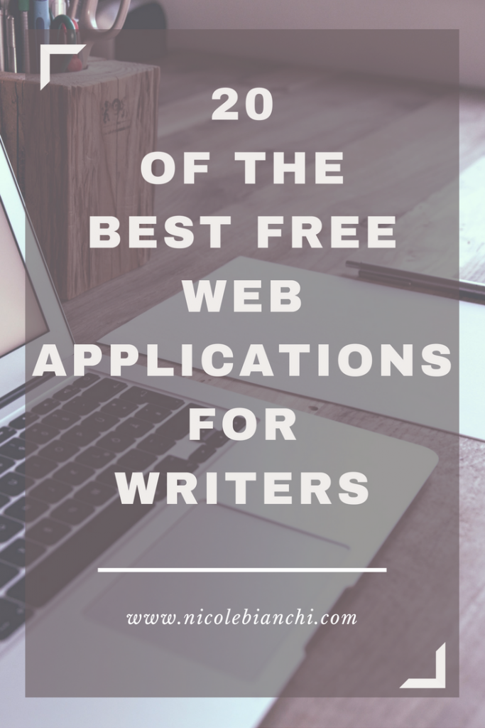 20 of the Best Free Web Applications for Writers