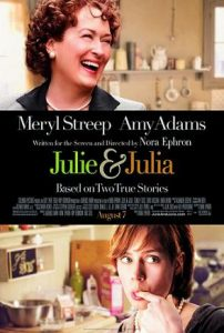 julie and julia film poster