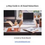 How I Grew My Email List From 100 to 1,000 Subscribers in Less Than a Year