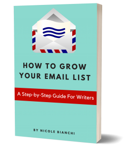 Book cover of How to Grow Your Email List