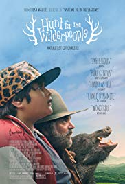 Film poster of Hunt for the Wilderpeople