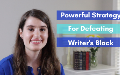 Feeling stuck while writing? Try this strategy (Video)